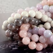 NEW New jade & agate beads!