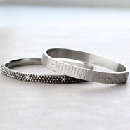 NEW New stainless steel bracelets