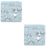 Polaris Elements cabochons 20 mm flat square cabochons Polaris Elements