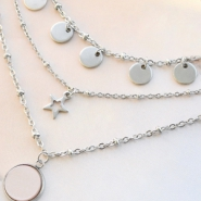 Inspirational Sets Minimalist stainless steel jewellery