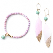 NEW Jade beads in new colours and trendy designs