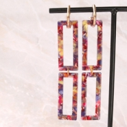 Inspirational Sets Trend alert! Handmade resin earrings