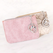NEW New! Bracelets and wallets with snake print