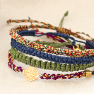 NEW New in: macramé bead cord in must-have colours