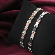 Inspirational Sets Creating bracelets and earrings with hematite beads