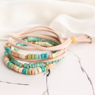 Inspirational Sets The most beautiful jewellery is made with coconut beads!
