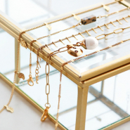 Inspirational Sets Get inspired: jewellery making with belcher chain