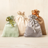 NEW New collection of velvet jewellery bags!