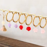 NEW New collection of rose beads!