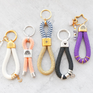 Specials Mix & Match DQ European keychains with maritime cord