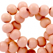 Wooden beads Wooden beads round 10mm