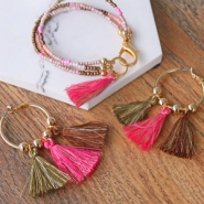 Beads / charms Check out our wide range of tassels!