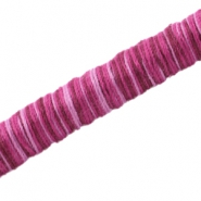Knitted Cord 10mm  Fuchsia purple