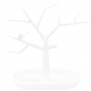 Jewellery tree white