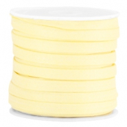 Trendy flat Jean-Jean cord 5mm Summer yellow