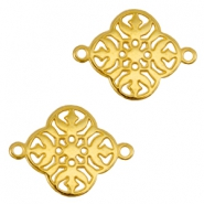 DQ metal connector Gold (nickel free)