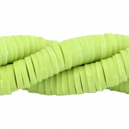 3mm Katsuki beads Fern green