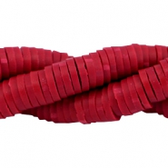 3mm Katsuki beads Velvet red