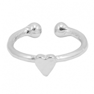Must-have heart ring Silver