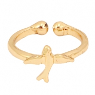 Musthave ring swallow  Gold