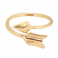 Musthave arrow ring Gold