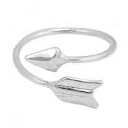 Musthave arrow ring Silver