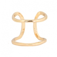 Must-have cuff ring Gold