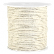 Fashion cord jute 2.0mm light beige
