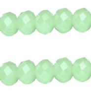 Top faceted beads Top faceted beads 12x8mm disc