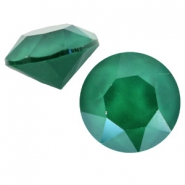 Chaton 8 mm Swarovski SS 39 Crystal royal green
