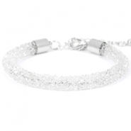 Crystal diamond bracelets 7mm Crystal