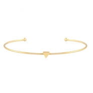 Triangle bracelets Gold