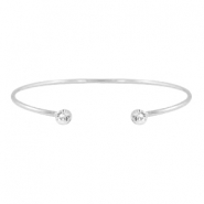 Diamonds bracelets Silver