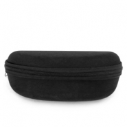 Trendy sunglasses case Black