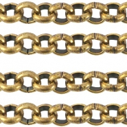 Designer Quality round belcher chain 2mm DQ Gold durable plating