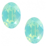 Swarovski Elements different shapes 4128 - 14x10mm oval Pacific opal