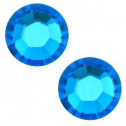 Swarovski Elements SS20 flat back stone (4.7mm) Capri blue