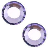 Swarovski Elements SS20 flat back stone (4.7mm) Tanzanite purple