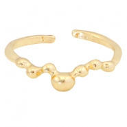 Musthave rings dots Gold