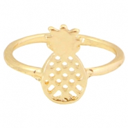 Musthave rings pineapple Gold