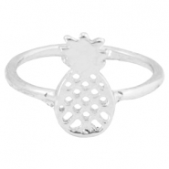 Musthave rings pineapple Silver