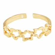 Musthave rings stars Gold