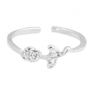 Musthave rings rose Silver