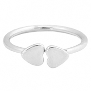 Musthave rings hearts Silver