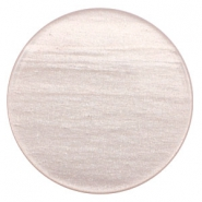35mm flat cabochon Super Polaris Tea rose pink