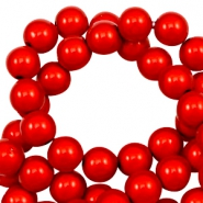 Miracle 3D beads 4mm Aurora Red