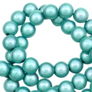 Miracle 3D beads 6mm Angel Blue