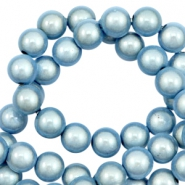 Miracle 3D beads 4mm Ice Blue