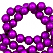 Miracle 3D beads 8mm Purple