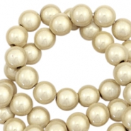 Miracle 3D beads 10mm Champagne Beige